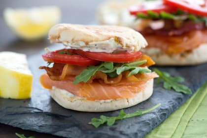 Smoked Salmon BLT