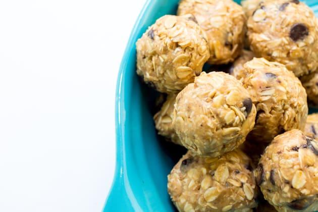 Peanut Butter Balls Photo