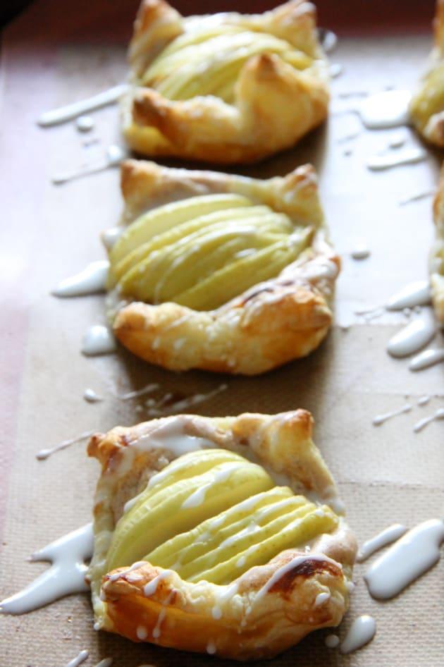 Apple Cinnamon Danish Pastry Pic