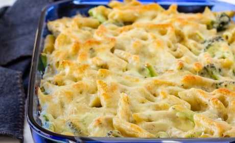 Chicken Alfredo Casserole Photo
