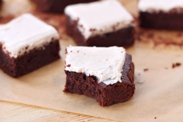 Mexican Chocolate Brownies Photo