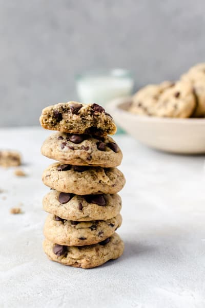 Coffee Chocolate Chip Cookies Picture