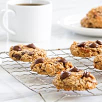 Chocolate Almond Breakfast Cookies Recipe