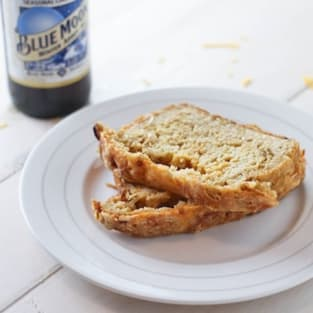 Beer and cheese bread