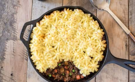 Traditional Shepherd's Pie Recipe