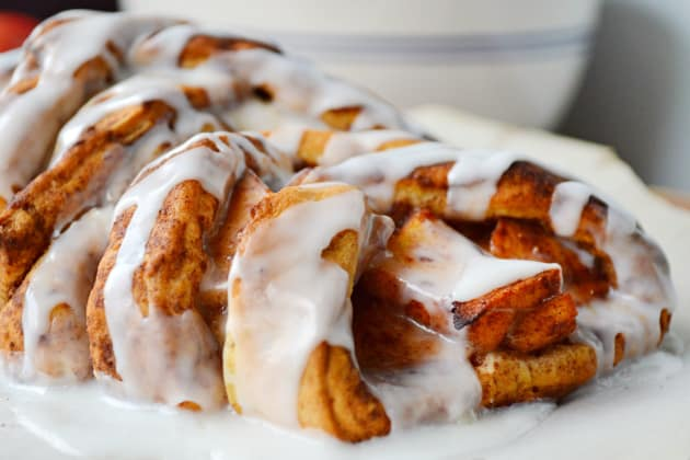 Apple Cinnamon Breakfast Bread Photo