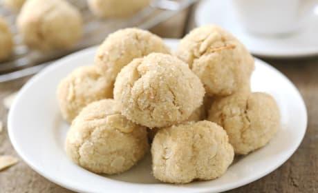 Gluten Free Cardamom Cookies Recipe