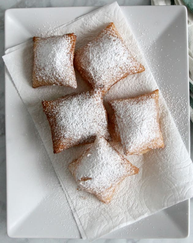 Puff Pastry Beignets Pic