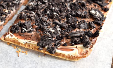 Oreo Toffee Recipe