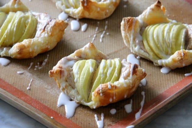 Apple Cinnamon Danish Pastry Photo