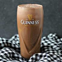 Chocolate Guinness Float Recipe