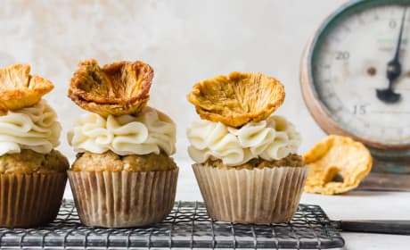 Hummingbird Cupcakes Recipe