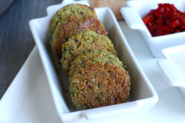 Baked Falafel Image