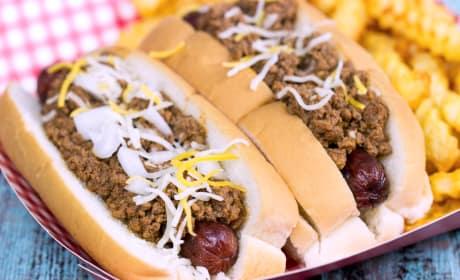 Homemade Hot Dog Chili Recipe