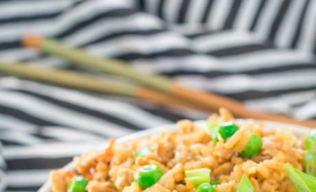 Gluten Free Turkey Fried Rice Pic