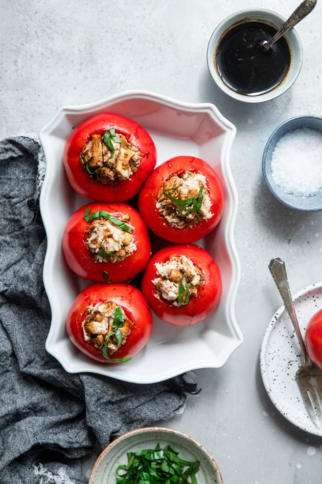 File 3 - Tuna Stuffed Tomatoes