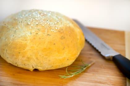 迷迭香橄榄油面包