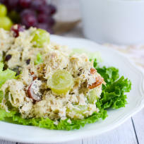 Paleo Chicken Salad Recipe