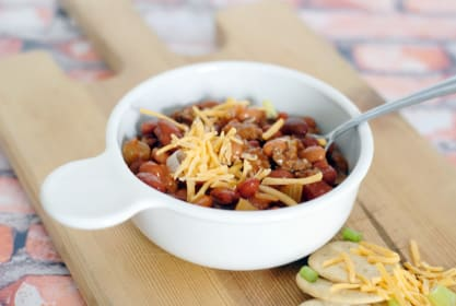 Homemade Wendy's Chili: Super Delish!
