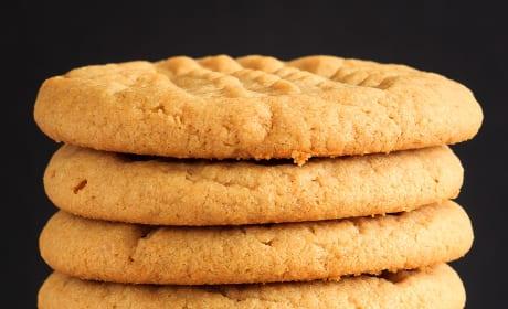 3 Ingredient Peanut Butter Cookies Pic