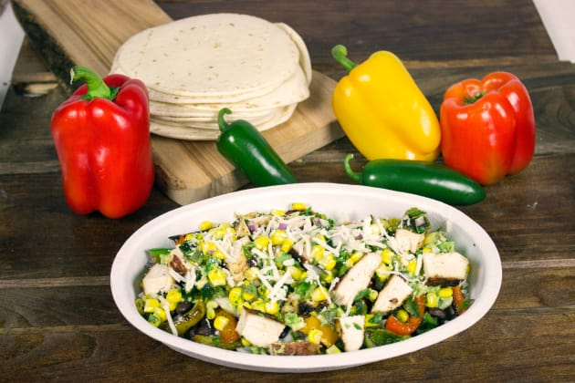 Chipotle Burrito Bowl Picture