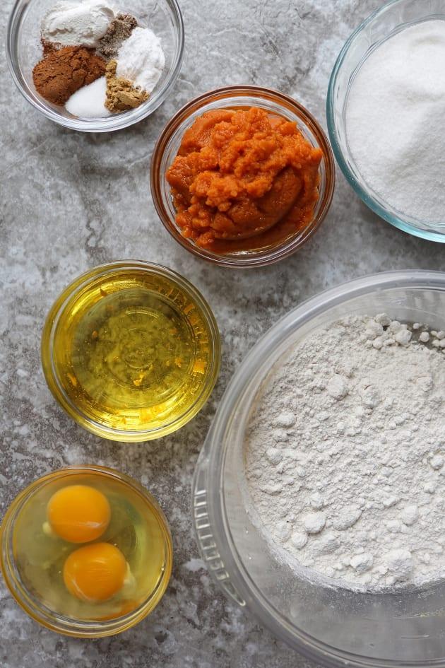 Easy Gluten Free Pumpkin Spice Cake Picture