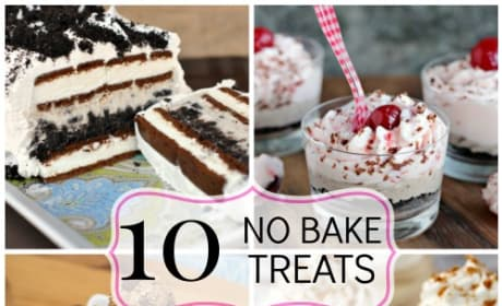 Keep It Cool: 10 No Bake Recipes to Beat the Heat