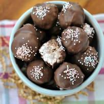 Coconut Truffles Recipe