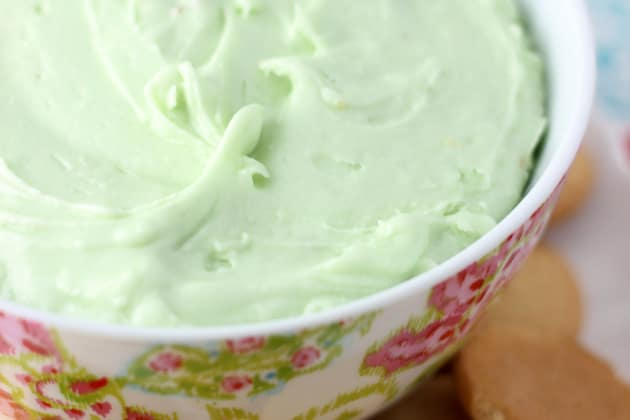 Pistachio Buttercream Photo