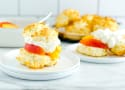 Gluten Free Peach Shortcake Recipe