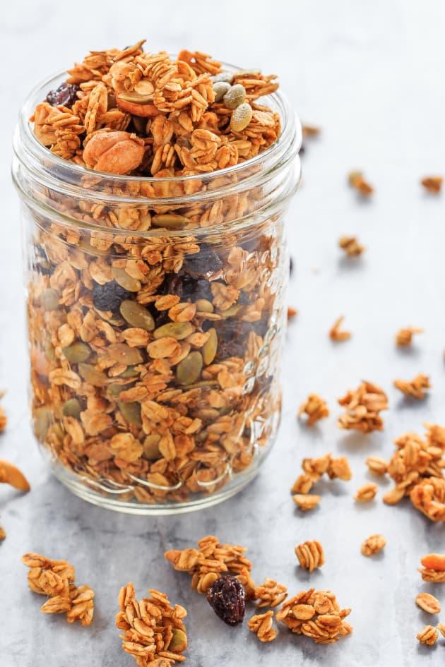 Pumpkin Spice Granola Image
