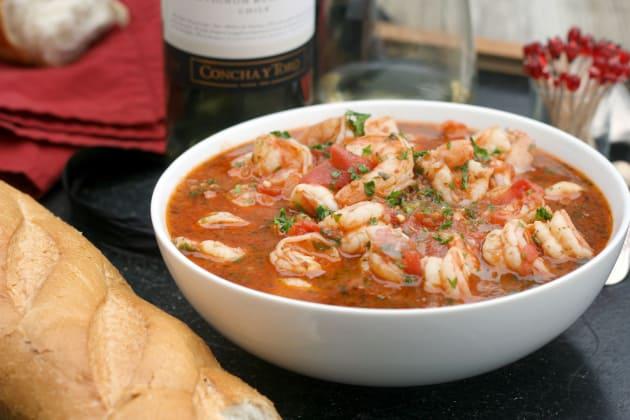 Shrimp Fra Diavolo Photo