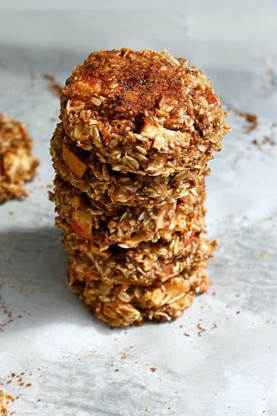 Apple Pie Breakfast Cookies Pictures