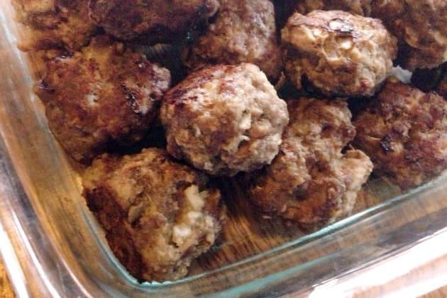 Gluten Free Meatballs Photo