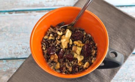 Wild Rice Porridge Recipe