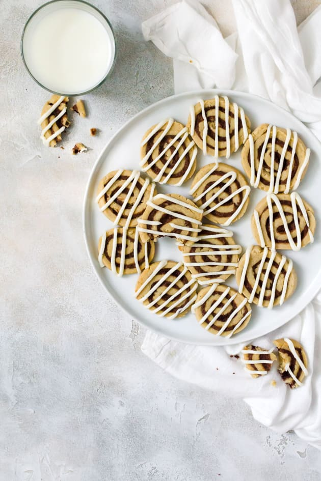Cinnamon Roll Cookies Image