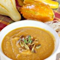 Panera Bread's Autumn Squash Soup