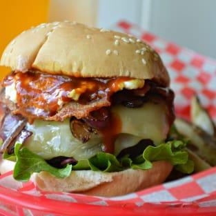 Trailblazer burger photo