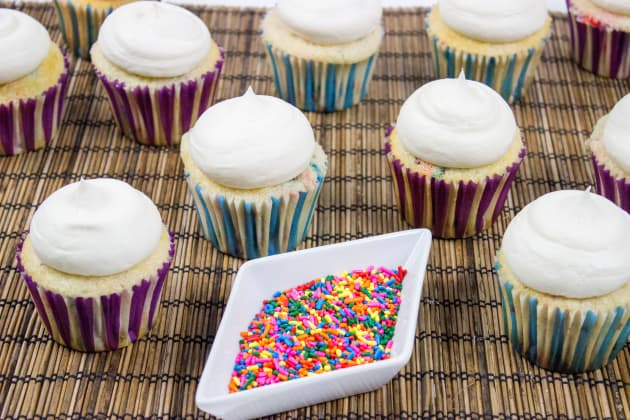 Funfetti Cupcakes Picture