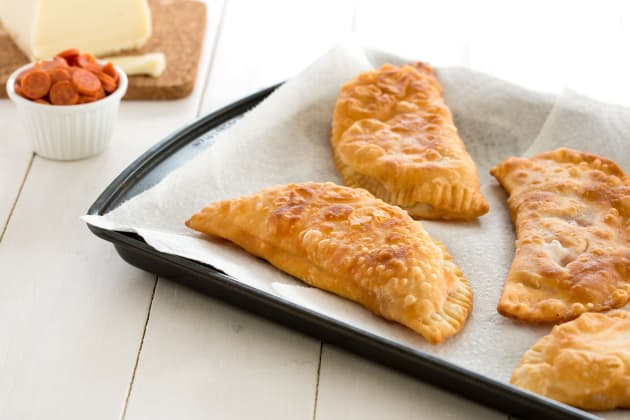 Pizza Empanadas Photo