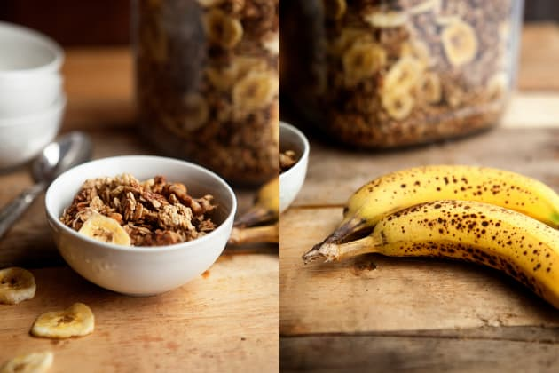 Banana Bread Granola Photo