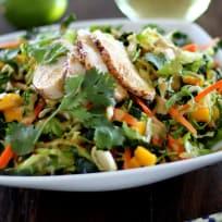 Thai Chopped Chicken Salad Recipe