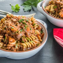 Meatless Chickpea Ragu Recipe