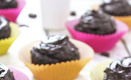 Chocolate Avocado Cupcakes Image