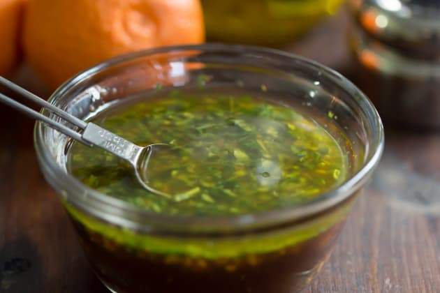 Clementine Salad Dressing Pic