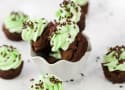 Mint Chocolate Brownie Bites Recipe