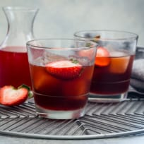 Strawberry Negroni Recipe
