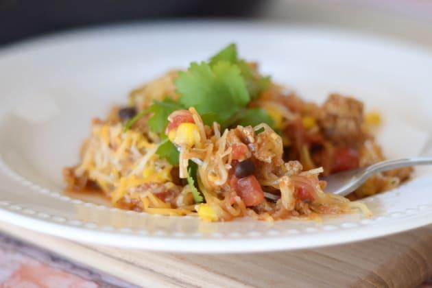 Spaghetti Squash Taco Skillet Photo