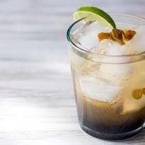 Spicy Ginger Rum Cocktail Recipe
