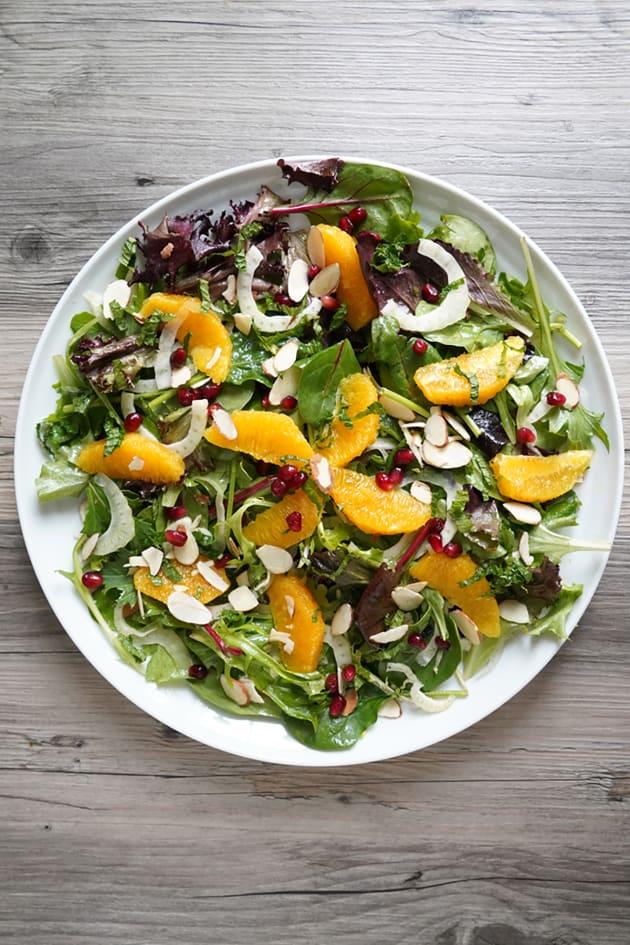 Fennel Orange Salad Picture